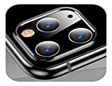 For iPhone 12 11 Pro Max Mini XSXチタン合金用カメラプロテクターケース+強化ガラススクリー……