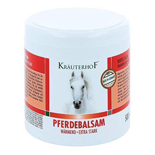 Kräuterhof Pferdebalsam wärmend - Extra stark 500ml -...