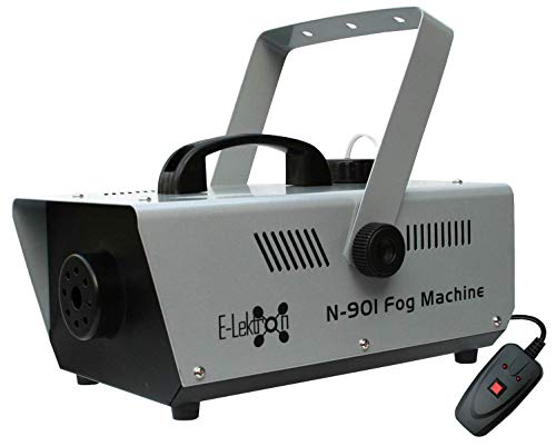 E-Lektron N-901 Party Nebelmaschine 900W Rauchmaschine