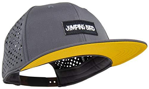 Jumping Bird Performance cap Unisex • Cappello Traspirante Outdoor Sportivo con Rete • Individualmente Regolabile e Facilmente Lavabile • Cappello Baseball cap