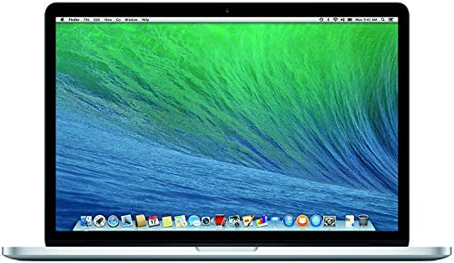 (Renewed) Apple MacBook Pro 15in Core i7 2.5GHz Retina (MGXC2LL/A), 16GB Memory, 512GB Solid State Drive