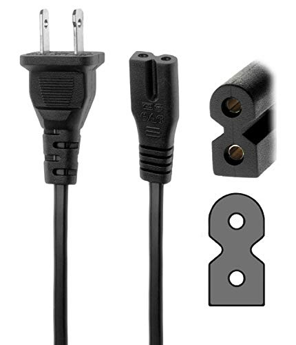Marg AC Power Cord Outlet Socket Cable Plug Lead for Cisco DPQ3212 DPQ3212-2600 P/N: 4039662 DOCSIS 3.0 Cable Modem with Embedded Digital Voice