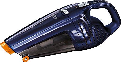 AEG ECO HX6-27BM Oplaadbare stofzuiger | Zakloze, draagbare stofzuiger | 14,4 V oplaadbare lithium-ion batterij | Intelligente laaduitschakeling | Blauw