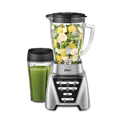 Oster Blender | Pro 1200 with Glass Jar, 24-Ounce Smoothie...