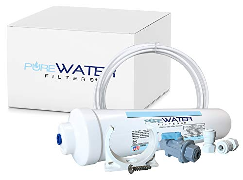 Product Image 2: Inline Water Filter Kit for Ice Makers and Refrigerators