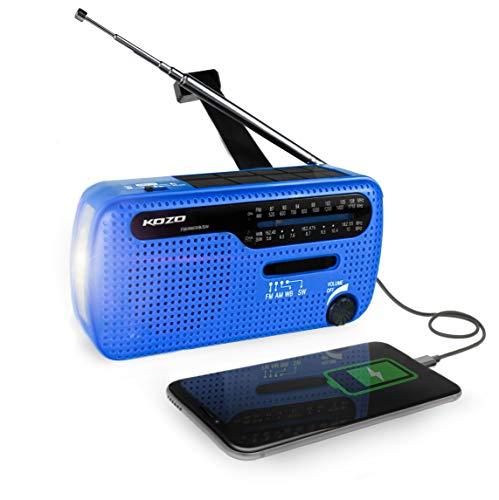 Kozo Emergency Radio