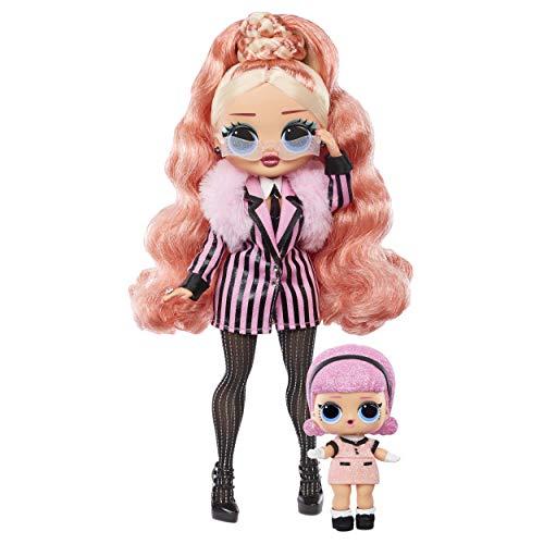 Image 1 - LOL Surprise OMG Winter Chill Big Wig Poupée Mannequin & Poupée Madame Queen avec 25 Surprises