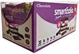 Smart Baking Company Smartcake, Vitamin C, Sugar Free, Gluten Free, Low Carb, Keto Dessert (Chocolate, 16 CT)