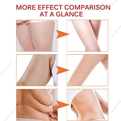 Fat Burning Cream for Belly, Body Anti-Cellulite Cream, Hot Cream Cellulite Treatment, Slimming Cream, Waist Training Cream, Weight Loss Cream for Men and Women, Workout Enhancer for Women-Men120ml 4