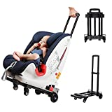 Car Seat Stroller,Go Carts for Kids,Car Seat Carrier for Airport with Wheels and Compact Fold,Car Seat Travel Cart