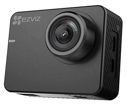 Ezviz S2 Sport Action Camera, Nero