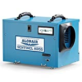 ALORAIR Commercial Dehumidifier 113 Pint, with drain Hose for Crawl...