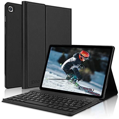 KVAGO Custodia con Tastiera Italiano per Samsung Galaxy Tab S5e 10.5 2019, Cover Sottile Magnetica...
