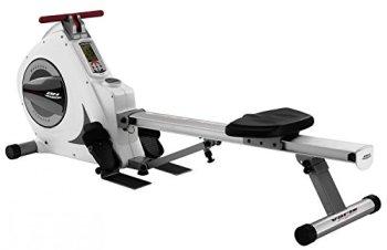 BH Fitness Vario Program R350 Rameur Pliable 8 kg avec écran LCD