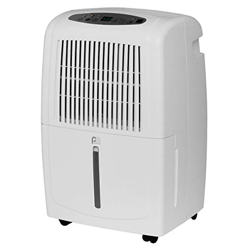 Perfect Aire 1PED50 50 Pint Energy Star Dehumidifier, 3,000 Sq. Ft. Coverage