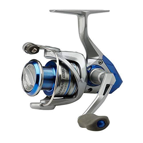 Okuma Safina 6000 FD Pro SNP - Mulinello per pesca a spinning e jiggen leggero mulinello per la pesca in gomma su merluzzo