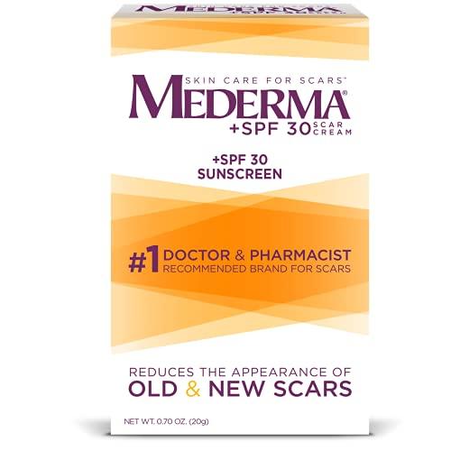 Mederma Cream Spf 30 Sunscreen 20 Gm
