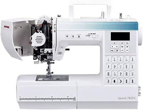 Janome Sewist 780DC Review & Features