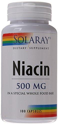 ナイアシン(ビタミンB3)500mg