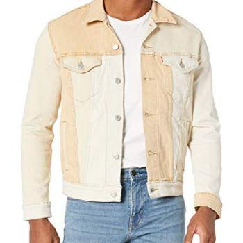 Levi's Herren Trucker Jacket Jeansjacke