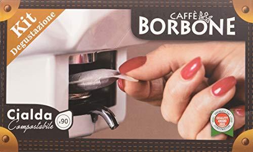 Caffè Borbone Kit Degustazione - 90 Cialde - Compatibili E.S.E. dm44
