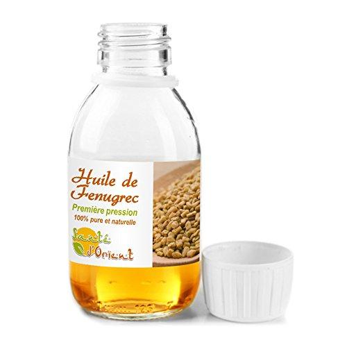 Öl aus Bockshornkleesamen, pur, kaltgepresst, 125ml