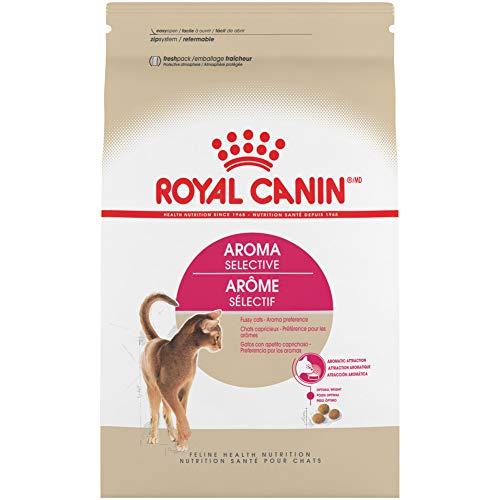 Royal-Canin-Aroma-Selective-Dry-Cat-Food-3-lb-bag