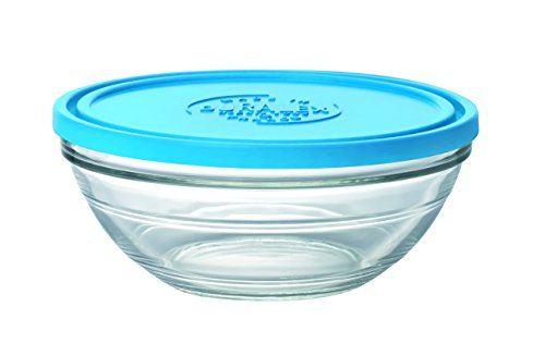 Glassing Mixing Bowl with Lid