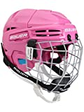 Bauer Prodigy Helmet Combo, Pink
