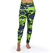 Officially licensed by the NFL Exciting color and bold design Fitted style with soft, comfort stretch Machine Wash Cold, Tumble Dry Low Since the 1980's, Zubaz has become known for it's adventurous design, high product quality, and amazing comfort.