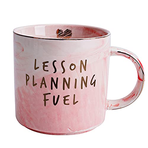 Teacher Gifts for Women - Lesson Planning Fuel - Birthday,...