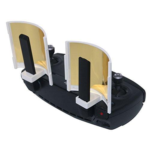 Kismaple SPARK Alluminio Alluminio Booster Gamma di Trasmettitore per DJI Mavic Pro/DJI SPARK Telecomando Drone