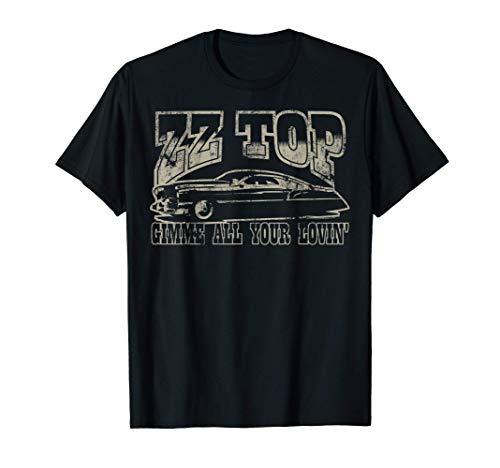 ZZ Top - Gimme All Your Lovin' Maglietta