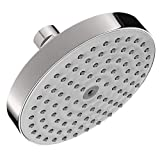 hansgrohe Raindance S 5-inch Showerhead Easy Install Modern 1-Spray RainAir Air Infusion with Airpower with QuickClean in Chrome, 27486001