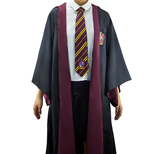 Cinereplicas Harry Potter - Capa - Oficial (Large Adultos, Gryffindor)