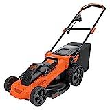 BLACK+DECKER Lawn Mower, Corded, 13-Amp, 20-Inch (MM2000)