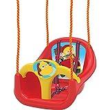 DEDE Siège de Balançoire exterieur, interieur pour bébé et enfants de 1...