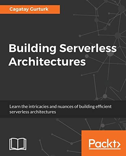Building Serverless Architectures