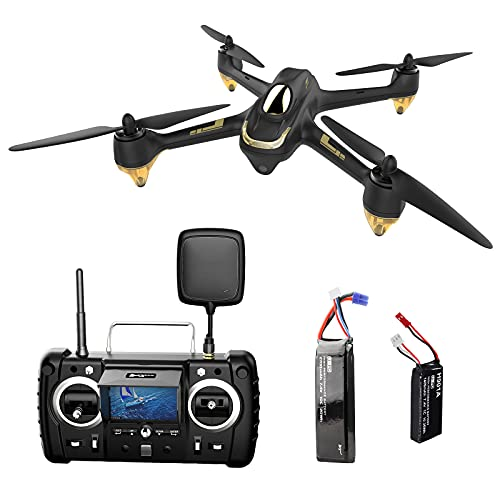 Hubsan X4 H501SS Professional Version 5.8G FPV Brushless With 1080P HD Camera GPS RC Quadcopter Follow me ,Altitude Mode,Automatic Return, Headless Mode Great for Adults