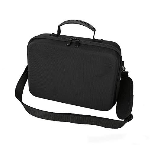 beiyoule Hartschalen-Reisetasche, tragbare Tragetasche, Aufbewahrungstasche für Oculus Quest 2 VR Gaming Headset, schützende Aufbewahrungsbox, Reisebox und Controller-Zubehör