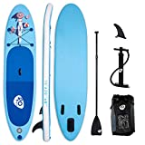 Goplus Sup Stand Up Paddle Gonflable...