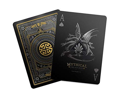 Mythical Creatures - Black Silver & Gold Edition Playing...