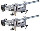 Anti-Kickback Hold Down Guide System Ideal for tablesaws, radial arm shapers.