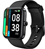 Smartwatch, YONMIG 1,69'' Zoll Touch Farbdisplay Fitness Tracker mit Alexa Integration Armbanduhr Smart Watch Pulsmesser IP68 Wasserdicht Schrittzähler Uhr Schlafmonitor Sportuhr für iOS Android