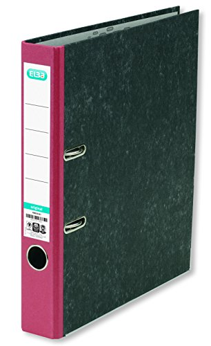 Elba 100023245 - Raccoglitore 'Smart Original' 1 Pezzo, 50 mm, Rosso