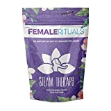 Female Rituals Steam Therapy (2 Ounce) Yoni Steaming Herbs - Natural Yoni Steam Detox - Organic V Steam