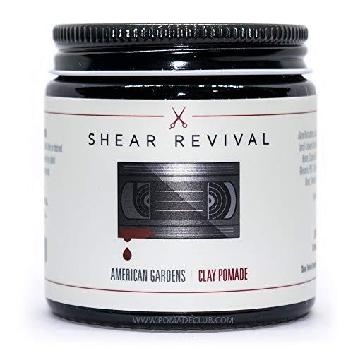 Shear Revival American Gardens - Argilla per lo styling di giardini, 113,4 g