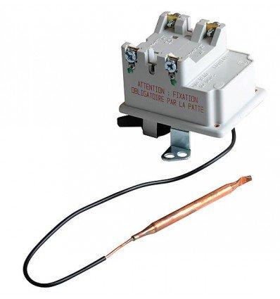 Cotherm - Thermostat de chauffe eau - Type BSD 370 modèle à 1 bulbe Bipolaire - : BSD2000407