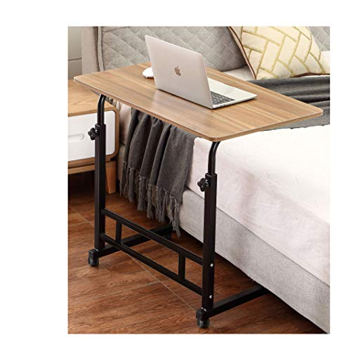 6. Akway Height Adjustable 31.5 x 15.7 inches Laptop Stand