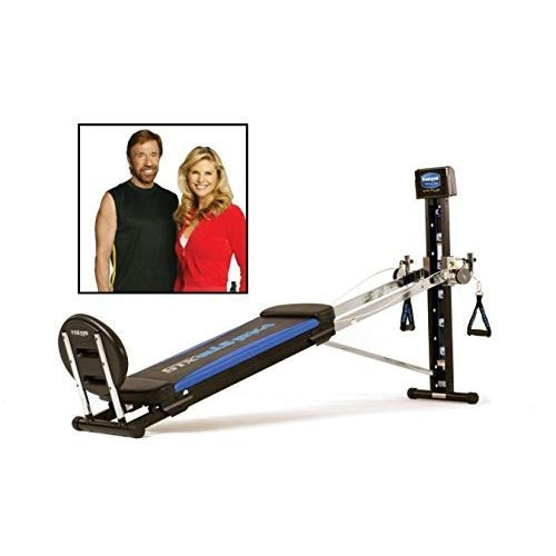 Total Gym XLS – Universal Home Gym for Total Body Workout